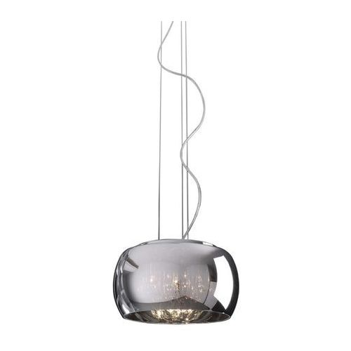 Lampa nad stół wisząca CRYSTAL śr. 40cm P0076-05L + żarówki G9 GRATIS