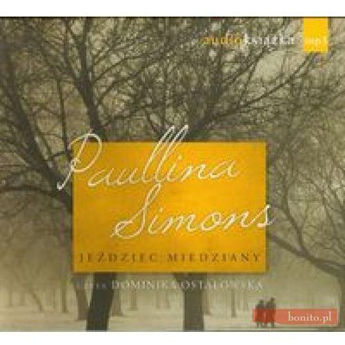 Jeździec Miedziany. Książka audio CD MP3 - Paullina Simons (opr. kartonowa)