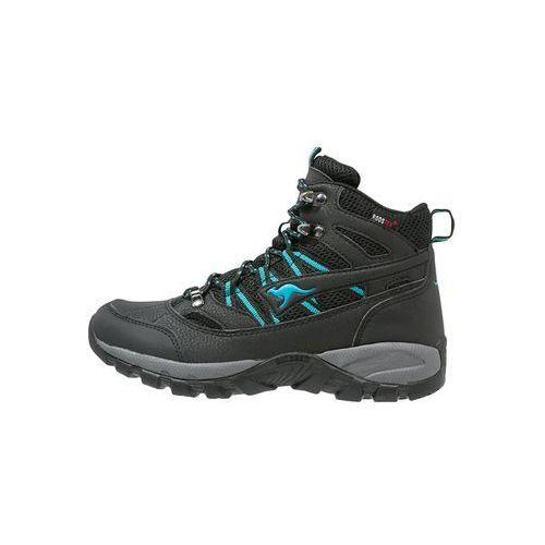 KangaROOS KOUTDOOR 8090 Buty trekkingowe black/scubablue, 3693A