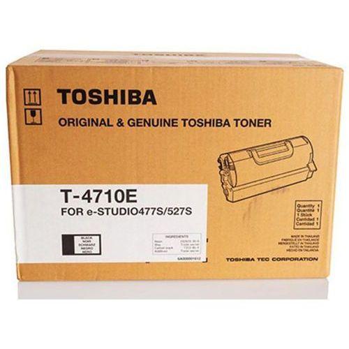 Toshiba Toner t-4710e black do kopiarek (oryginalny) [36k]