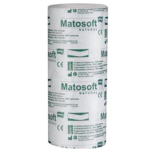 Podkład podgipsowy naturalny Matosoft Natural 12cm x 3m, 12 szt., MA-173-BAWE-002