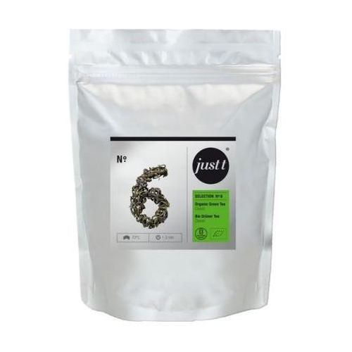 Herbata Just T No.6 Organic Green Tea Classic- doypack 170g zapas z kategorii Zielona herbata