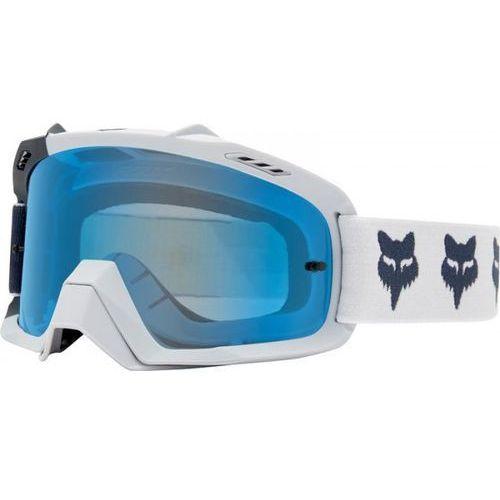 Fox_sale Gogle fox air space draftr light grey - szyba blue (1 szyba w zestawie)