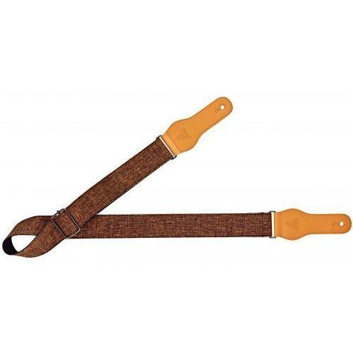 ocs-220 pasek gitarowy brown cotton marki Ortega
