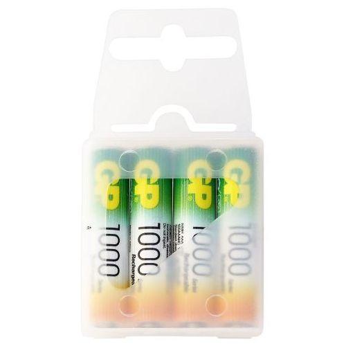 4 x akumulatorki GP R03 AAA Ni-MH 1000 - produkt z kategorii- Akumulatorki