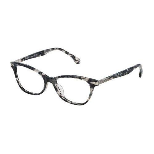Okulary korekcyjne  vl4120 096n marki Lozza