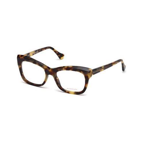 Balenciaga Okulary korekcyjne ba5069 052