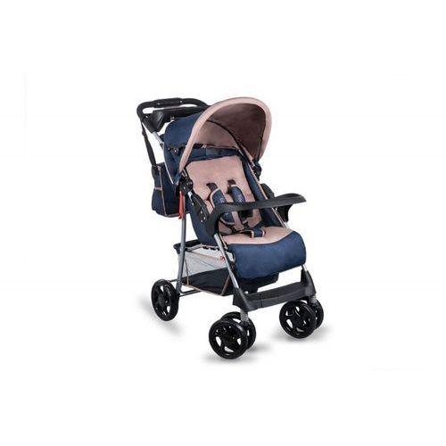 Wózek spacerowy emma plus blue/beige - darmowa dostawa!!! marki Lionelo. Najniższe ceny, najlepsze promocje w sklepach, opinie.