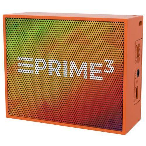 """Prime3 Głośnik mobilny """"up!"""" abt02or pomarańczowy (5901750502491)"""