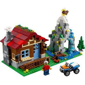 Lego CREATOR Chatka w górach 31025