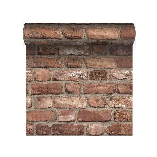 Tapeta vintage brick marki Grandeco