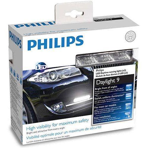 Philips® LED DayLight 9 | Światła do Jazdy Dziennej LED
