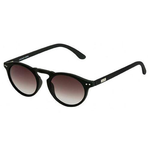 Okulary słoneczne cavour cv01a/matte black (tobacco gradient) marki Spektre
