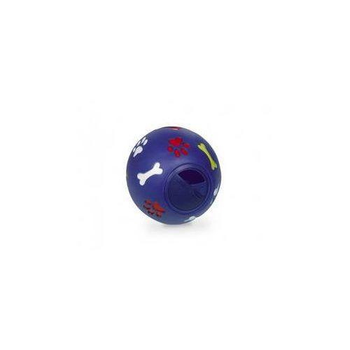 Nobby Zabawka dla zwierząt  nobby snack ball piłka na przekąski 11cm niebieska