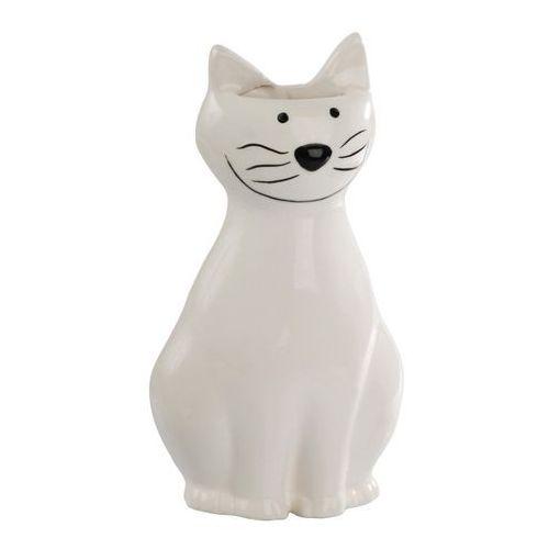Metrox Nawilżacz ceramiczny kot biały nr 324