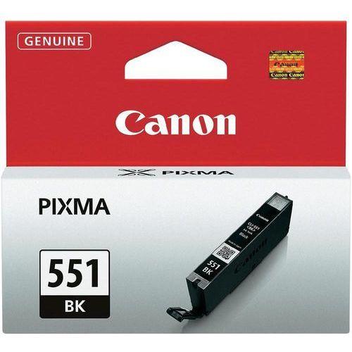 Tusz Canon CLI-551 Black, kolor czarny