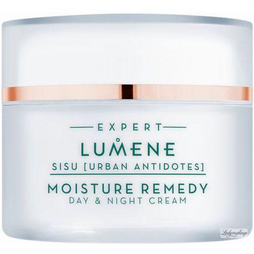 Lumene Sisu Moisture Remedy Day&Night Cream - Detoksukujący krem na dzień i na noc 50ml (6412600814231)