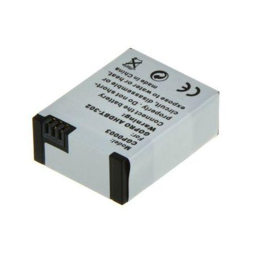 Jupio Akumulator cgp0003 gopro ahdbt-302 (8718503023212)