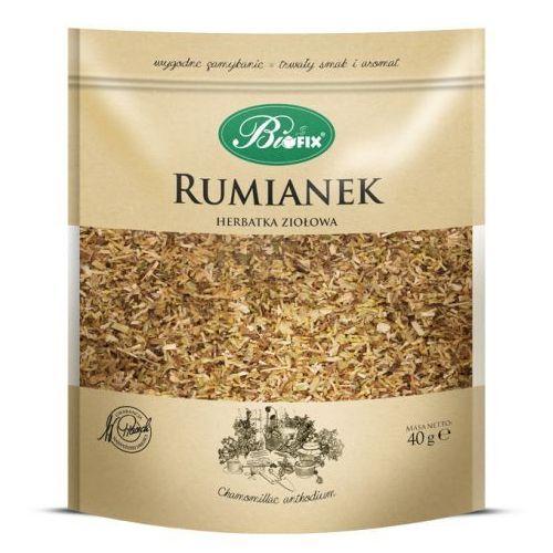 Herbata ziołowa rumianek Monozioła 40 g Bifix