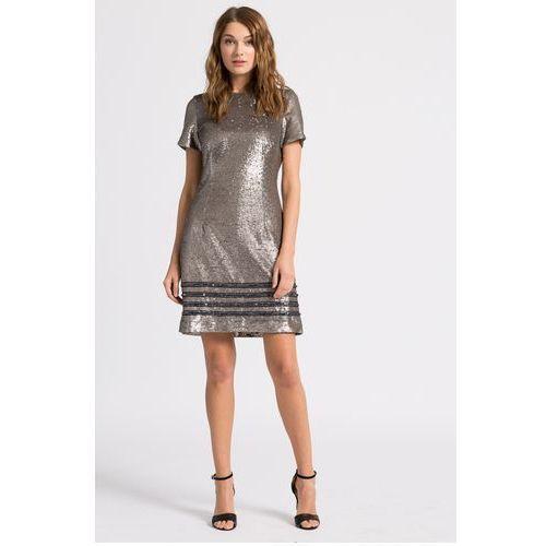 OKAZJA - - sukienka gigi hadid marki Tommy hilfiger