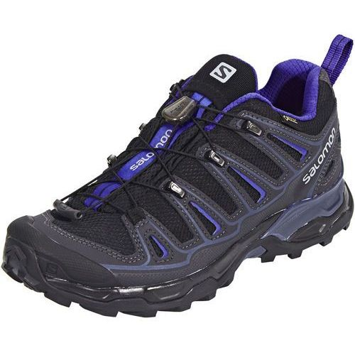 Salomon X ULTRA 2 GTX Półbuty trekkingowe phantom/black/spectrum blue