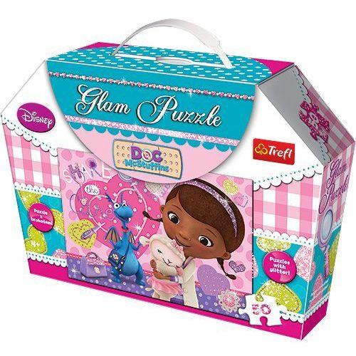 Puzzle glam 50 klinika dla pluszaków marki Trefl