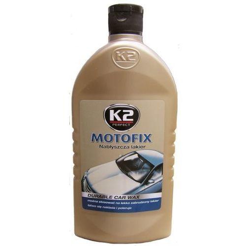 MOTOFIX 500g specjalny wosk do użycia nawet na brudny lakier (5906534005595)