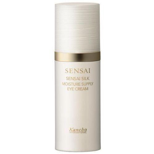 Sensai  sensai silk nawilżający krem pod oczy (moisture supply eye cream) 15 ml