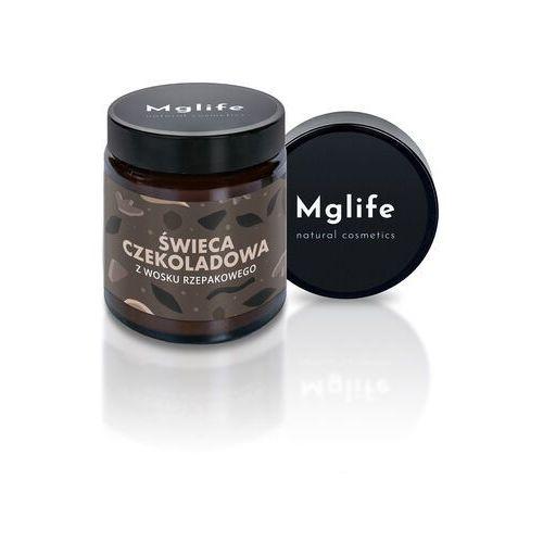 Mglife świeca czekoladowa - rzepakowa