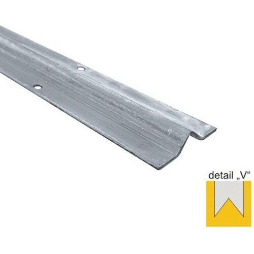 Umakov Prowadnica spodnia - v - inox, l3000mm