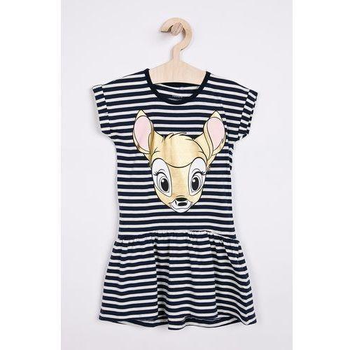 - sukienka dziecięca disney bambi 80-110 cm marki Name it