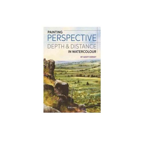 Painting Perspective, Depth And Distance In Watercolour (9781782213116)