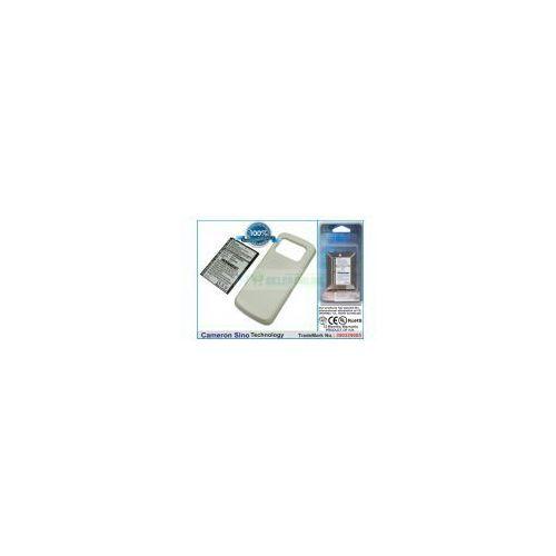 Bateria Nokia N97 BP-4B BP-4L BP-5F 3000mAh 11.1Wh Li-Ion 3.7V biały powiększony