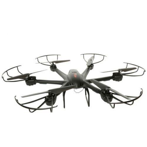 Dron sześciośmigłowy z kamerą WiFi, KX9392