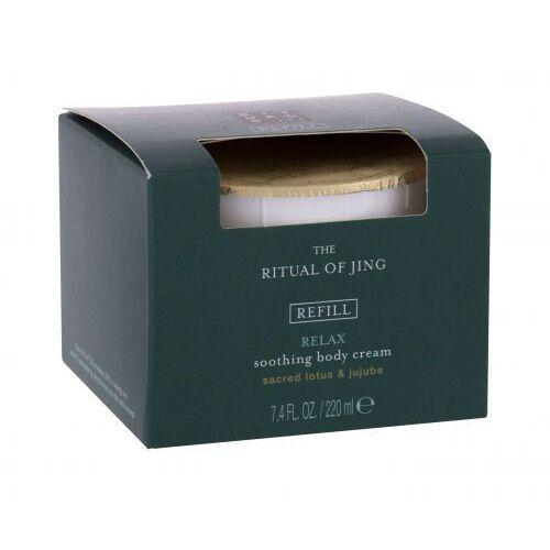 Rituals the ritual of jing soothing krem do ciała 220 ml dla kobiet (8719134068771)