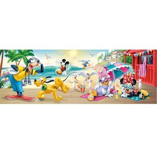 2-393196 Puzzle Letnie zabawy Myszki Miki - PUZZLE DLA DZIECI