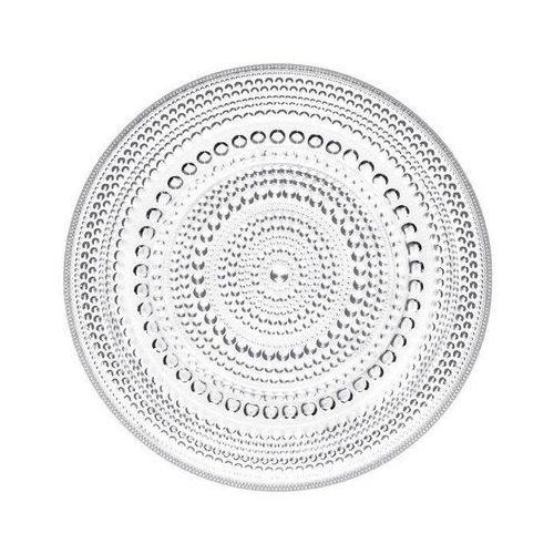 Iittala Talerz płaski kastehelmi 17 cm clear (6411920009457)