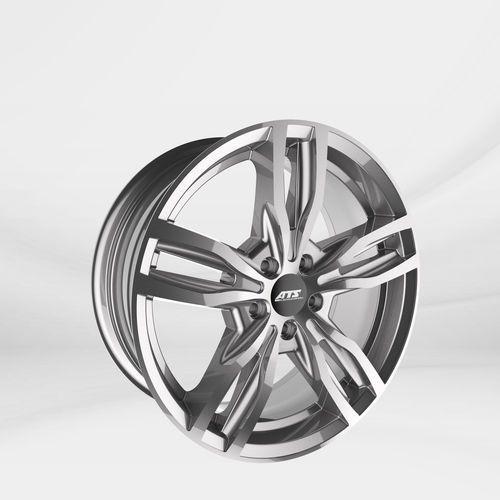 """Felgi Aluminiowe 18"""" ATS 5X120 ATS EVOLUTION – CIEMNY SZARY"""