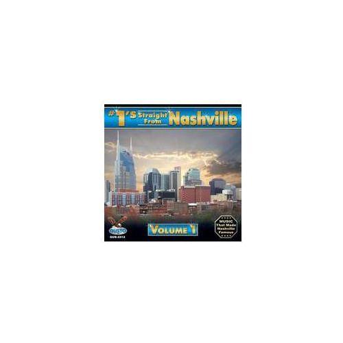 #1's Straight From Nashville 1 / Różni Wykonawcy