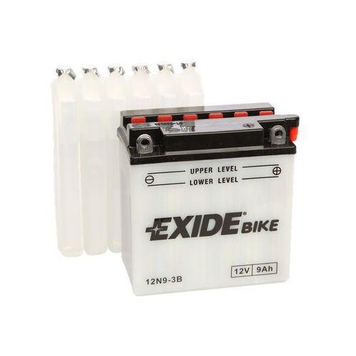Exide Akumulator motocyklowy 12n9 3b 9ah 85a