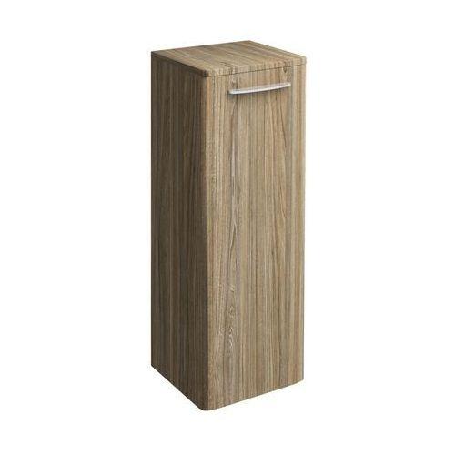 Nova pro szafka wisząca boczna 33 x 86 6 x 28 cm szary jesion - 88436000 marki Koło