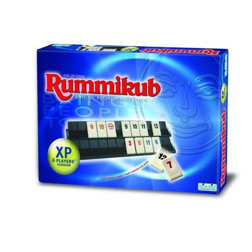 Lemada gra rummikub xp od 2 do 6 graczy (7290011986155)