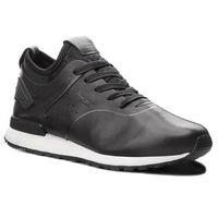 Sneakersy - boston smart pms30477 black 999, Pepe jeans, 40-46