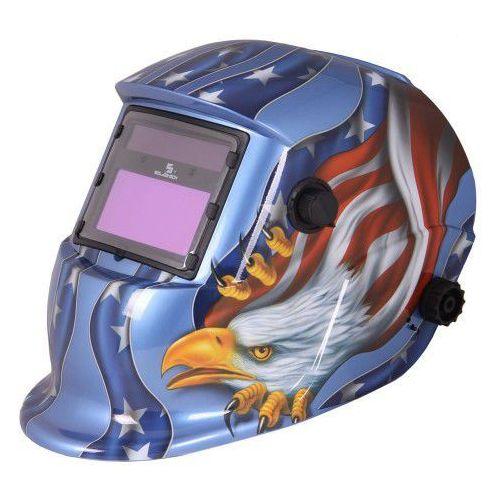 "Maska spawalnicza automatyczna ""EAGLE"" – EWH1LE"