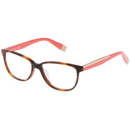 Okulary korekcyjne vu4973 audrey 752y marki Furla