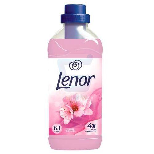 floral romance płyn do płukania tkanin 1,9 l, 63 prania marki Lenor
