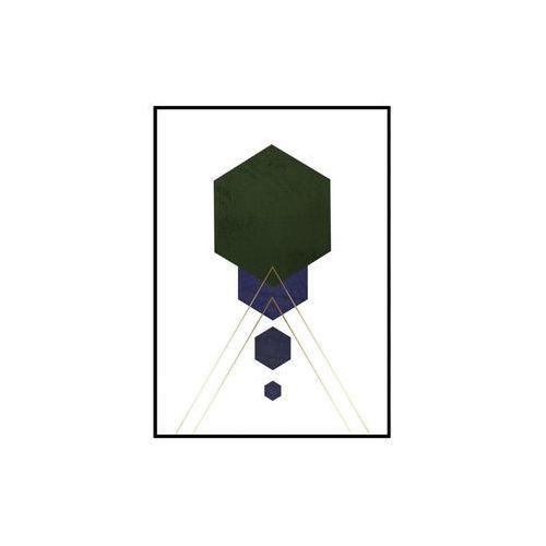 Obraz MODERNPIK HEXAGON 30 x 40 cm (5902841507913)