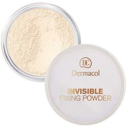 Dermacol invisible fixing powder | utrwalający puder transparentny - light 13,5ml