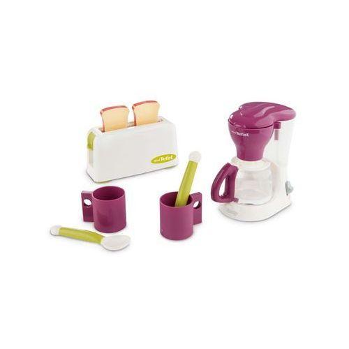 tefal - zestaw śniadaniowy z automatem do kawy marki Smoby