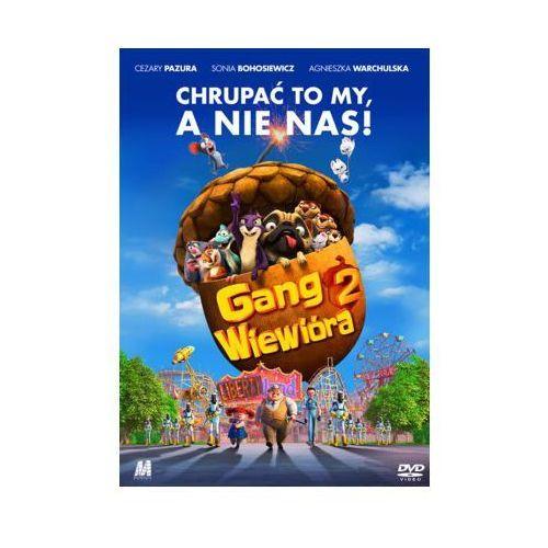 Gang Wiewióra 2 (DVD) + Książka